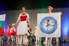 Коледен концерт на двете балетни школи на КЛАСИК-М